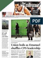 Chicago Tribune 2011-04-19