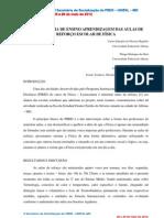 METODOLOGIA DE ENSINO APRENDIZAGEM DAS AULAS DE FÍSICA