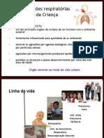 PEDIATRIA (CLÍNICA) -IVAS - Pneumonia - PROF. ÁLVARO