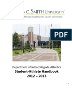 edited jcsu student athlete handbook