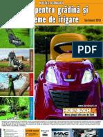 HBA 0313 RO Gartenmaschinen