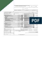 Formulario 110 DR 2009 Con Anexos Basico