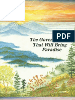 1985 - The Government That Will Bring Paradise - Brochure