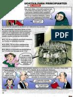 REFORMA EDUCATIVA PARA PRINCIPIANTES  by EL FISGÓN