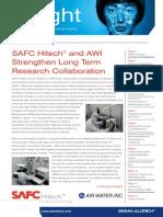 SAFC Hitech Insight Newsletter - March 2009