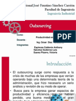 Diapositiva Outsourcing