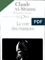 LÉVI-STRAUSS, Claude - L'organisation sociale des kwakiutls