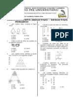 99214816 RM02 RAZONAMIENTO MATEMATICO Math Matematicas Aritmetica Algebra Geometria Trigonometria Matematicas Clase