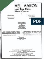 Michael Aaron Curso Para Piano