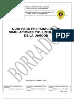 Anexo O-7 Guia Para Preparacion de Simulaciones y Simulacros Internos