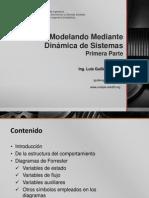 Modelando Mediante Dinamica de Sistemas - Primera Parte