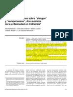 Fajardo, Et Al. 2001. Rompehuesos y Dengue Colombia