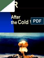 IR After the Cold War