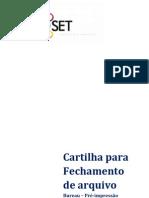 Cartilha Fechamento Arquivo Reproset2013