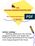 kuliah Dasar-dasar Radiologi 1