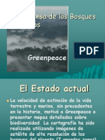 La Defensa de Los Bosques Primarios Parte 1