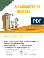 Gastroenteritis Virales