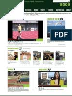 Newsroom Website Redesign
