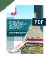 Informe Finanzas Publicas