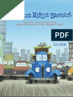 Houghton Mifflin Harcourt Juvenile Catalog Fall 2009