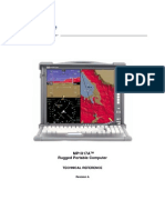Portable Computer w/ 17-Inch LCD - Chassis Plans MP1X17A Technical Reference Manual