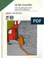 32225168 McLaren Peter La Vida en Las Escuelas 1998 B5
