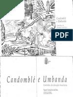 Candomble y Umbanda Caminhos de Devocao Brasileira