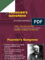 Fournier Gangrene-A Flesh Eating Disease