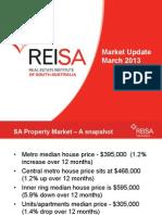 Market Update - April 2013