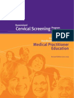 Cervical Screening Program Textbook