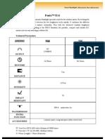 Fenix e11 User Manual