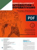Cuadernos Para La Autogestion - Autogestion y Cooperativismo