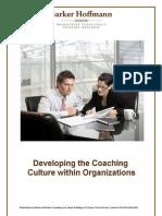 BHC Coaching Whitepaper