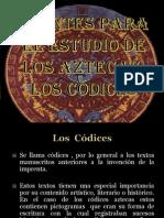 Fuentes Para El Estudio de Los Aztecas