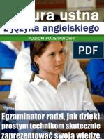 Matura Ustna z Jezyka Angielskiego  poradnik darmowy ebook pdf pobierz darmowe ebooki