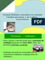 Avaliação Mediadora - Jussara Hoffmann