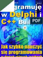 Programuje_w_Delphi_i_C_Builder  poradnik darmowy ebook pdf pobierz darmowe ebooki