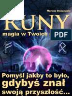 Runy_-_magia_w_Twoich_rekach  poradnik darmowy ebook pdf pobierz darmowe ebooki
