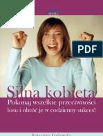 Silna_kobieta  poradnik darmowy ebook pdf pobierz darmowe ebooki