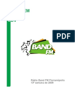 Clipagem 13a Semana - Band