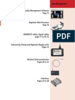 Small Tool Instruments and Data Management