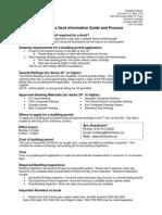 BuildingDivision-DeckInformationP BuildingDivision-DeckInformationPackageackage