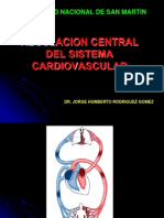 Sistema Cardiovascular-REGULACION CENTRAL