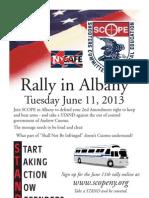 June 11 Flyer
