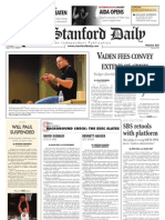 The Stanford Daily.10.09
