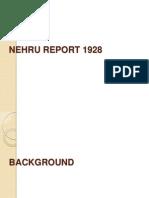 Nehru Report 1928