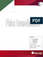 Avance Trabajo de Fisica Termodinamica