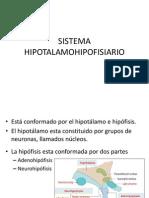 7 Sistema Hipotalamohipofisiario