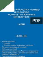 Productividad y Eficiencia