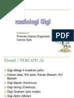 Radiologi Gigi Parahita